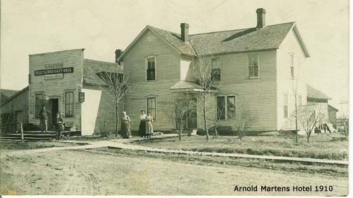Arnold's Home and Hotel 1910